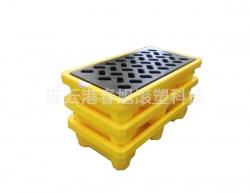 Rotomolding tray