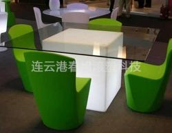 Rotomolding chairs