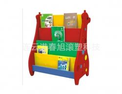 Rotomolding childrens shelves