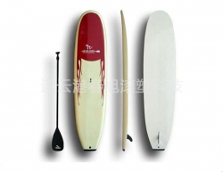 Rotomolding surfboard