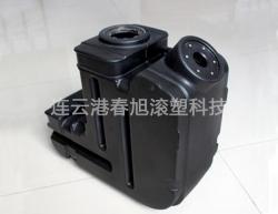 Rotational engineering machinery tank