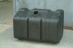 Rotomolding ATV boot box