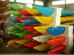Rotomolding kayaks