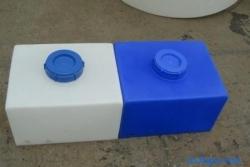 Rotational plastic box