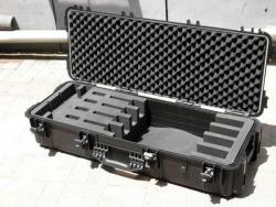 Rotational weapon box